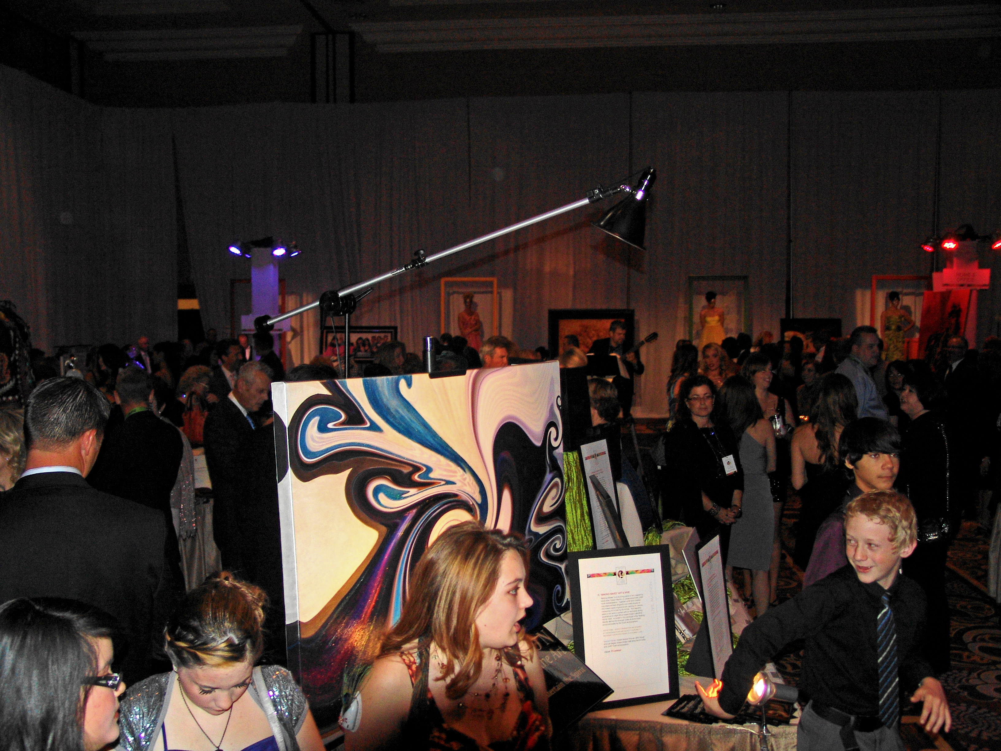 JDRF LIVE AUCTION GALA 2012